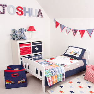 Boys Bunting - bunting & garlands
