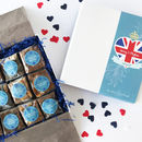 Royal Wedding Indulgent Brownie Box