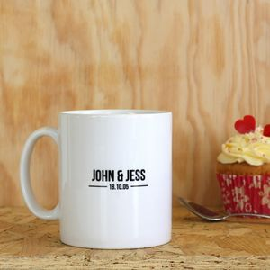 All Purpose Personalised Mug