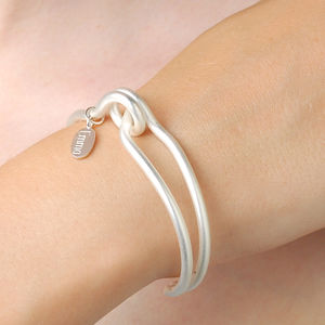 Love Knot Bangle - jewellery