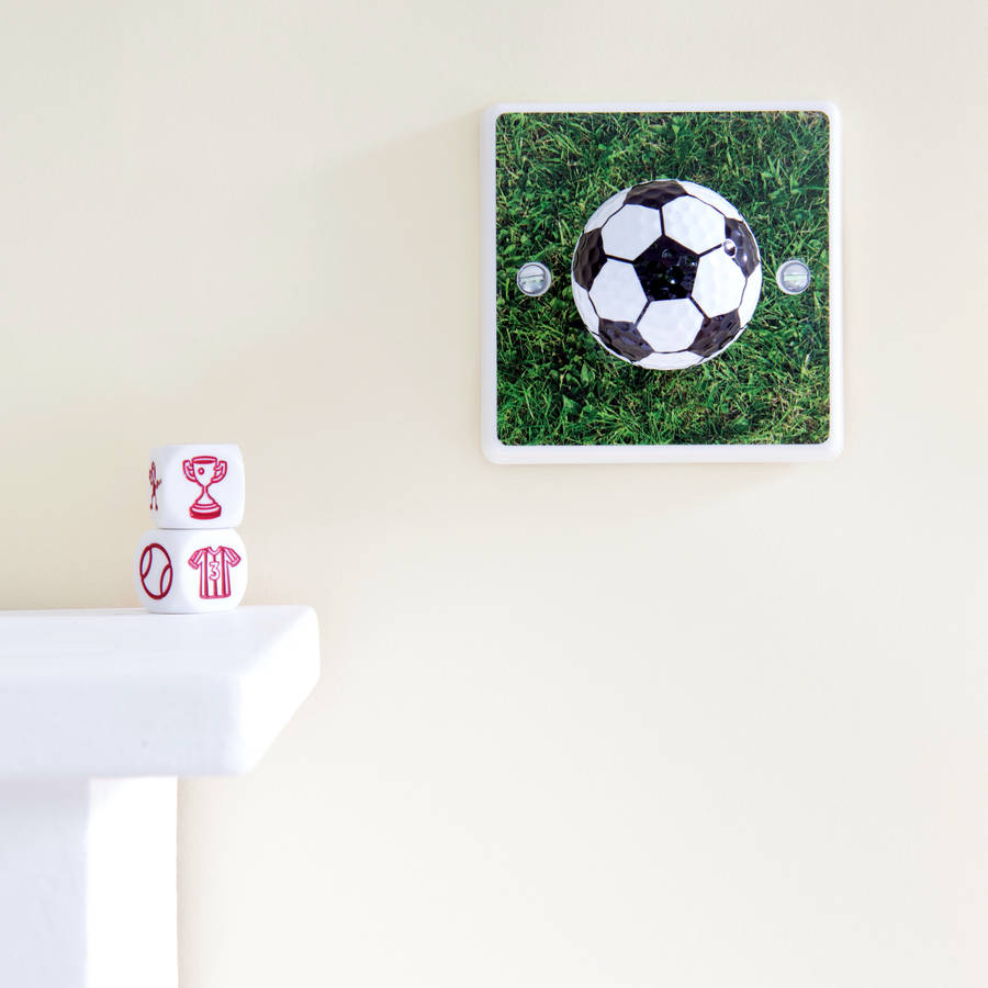 Football Pitch Light Switch