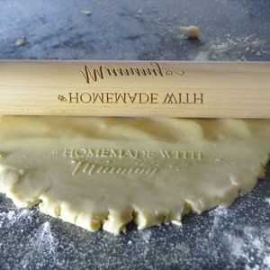 Personalised Rolling Pin Gift - gifts for her