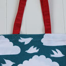 Book Bag In Cloud Design