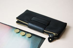 Luxury Wallet And Clutch In One