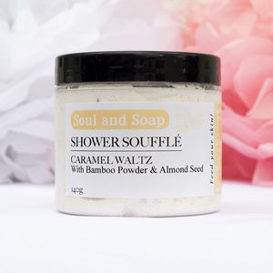 Caramel Shower Gel Soufflé