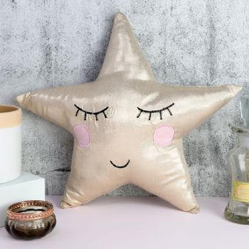 Shining Star Mini Cushion