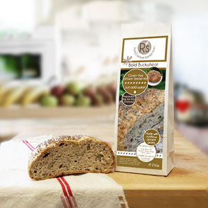 Gluten Free Rye And Buckwheat Bread Mix Collection - baking kits