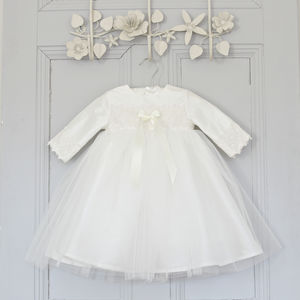 Lisa Christening Dress - christening wear