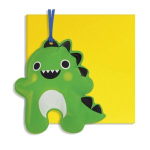 Inflatable Dino Card