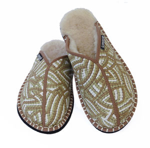Mali Sand Ladies Slipper - shoes