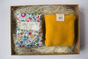 Bloomers And Snood Gift Set For Babies And Toddlers