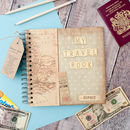 travel memory book