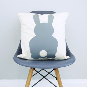 Bunny Rabbit Cushion - baby's room