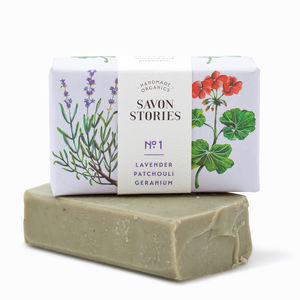 Organic Green Clay Bar Soap - bath & body