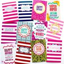 Pack Of 12 Birthday Cards