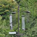 Complete Bird Feeding Station With Four Large Feeders