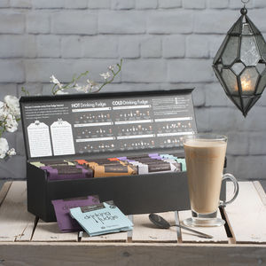 Drinking Fudge Caddy - gifts for her