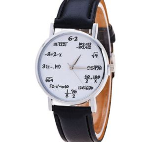 Equation Watch - women's jewellery