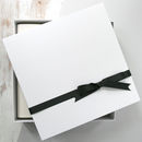 Personalised Leather Wedding Album