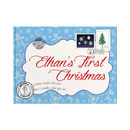 Personalised Baby's Christmas Book