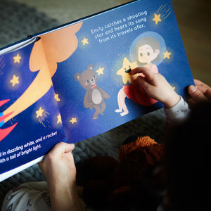 'Where Next, Teddy?' Personalised Children's Storybook - brand new partners