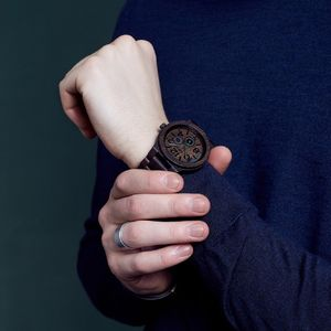 Kardo Wooden Eco Watch - men's accessories