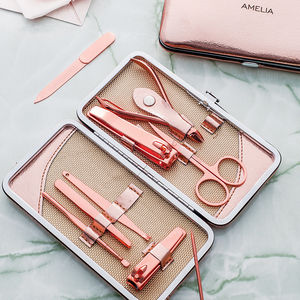Personalised Ladies Manicure Set - gifts for her