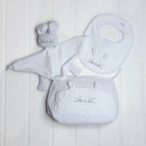 French Designer Three Piece Baby Gift