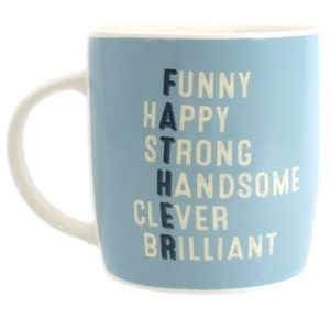 Father's Day Mug - crockery & chinaware