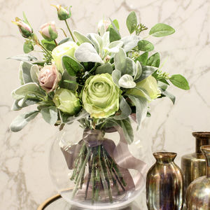 The Sophie Artificial Flower Bridal Bouquet - new in home