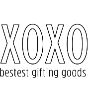 XOXO Gifts on notonthehighstreet.com