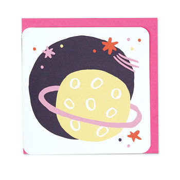 'Space' Card