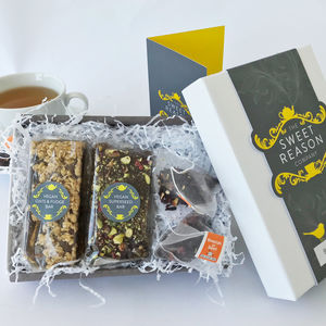 Raw Vegan Bakes Gift Box - gifts for vegans