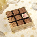 Birthday Chocolate Box