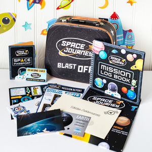 Little Astronaut Six Month Subscription - stationery