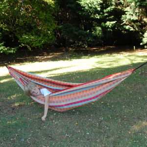 Cuadro Rainbow Childs Hammock - garden furniture
