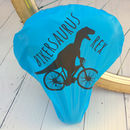 Dinosaur Bike Seat Rain Cover