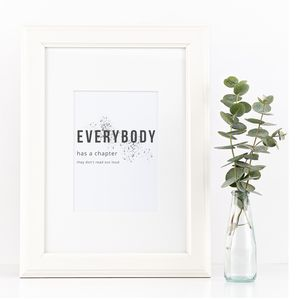 #Words To Live By Wall Art Prints