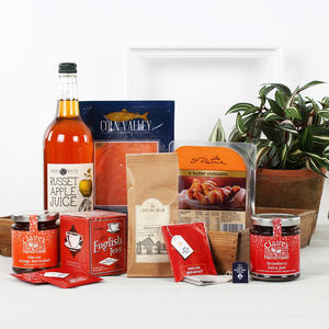 The Breakfast Tray Gift Hamper - gifts for him