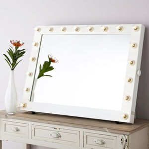Landscape Hollywood Starlight Mirror - decorative accessories