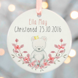 Christening Gifts Girls Boys - keepsakes