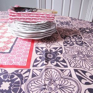 Lisboa Tablecloth - tablecloths