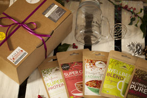 Smoothie Lovers Superfood Gift Box