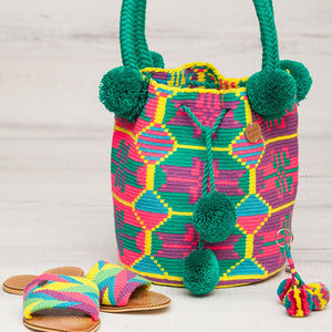 Original Pompom Bag - women's accessories