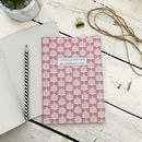 A5 Recycled Gin Notebook