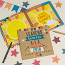 Personalised Primary School Leavers Children's Book