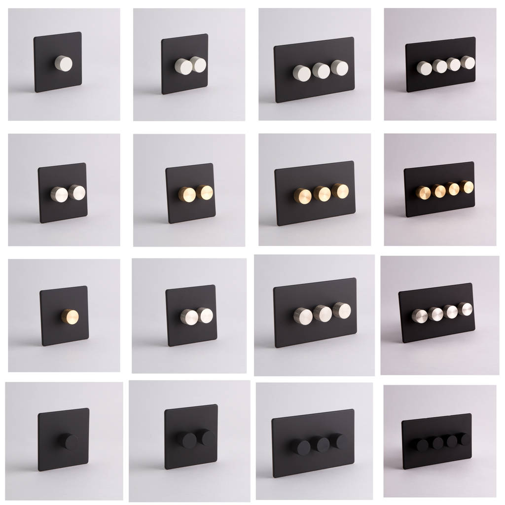 design your own dimmer switches by dowsing & reynolds ...