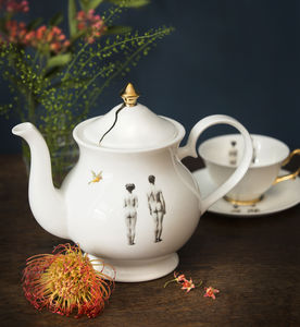 The Models Teapot - tableware