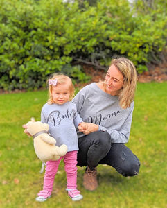 Mama Buba Sweatshirt Set