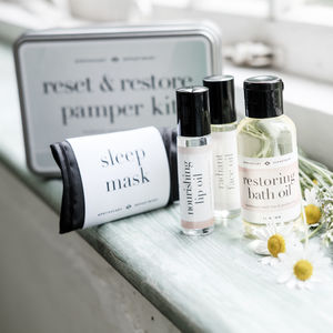 Reset And Restore Pamper Kit - sport-lover